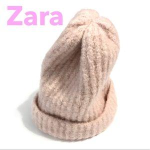 ZARA Oversized Beanie NWOT
